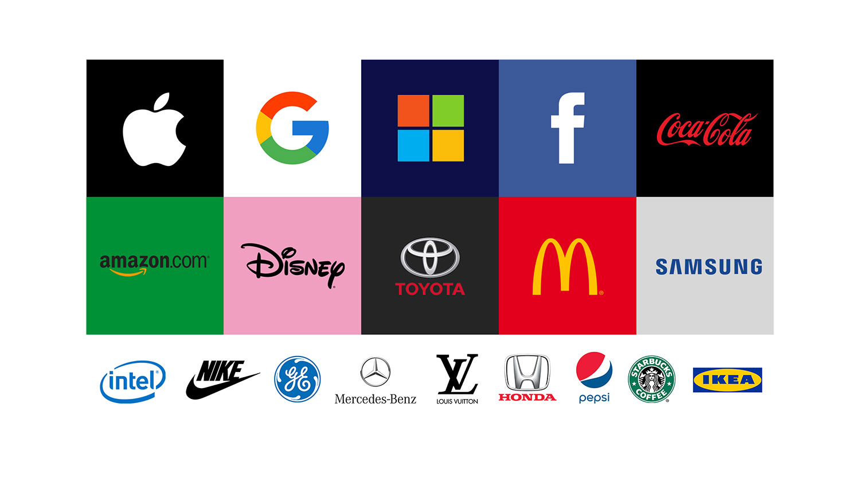 logo najdroższe marki
