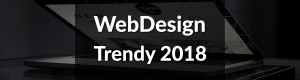 Trendy wwebdesignie na2018 rok